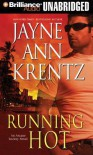Running Hot (Arcane Society, #5) - Jayne Ann Krentz, Sandra Burr