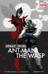 Avengers Origins : Ant-Man The Wasp (#1) - Roberto Aguirre-Sacasa