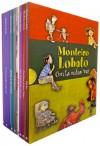 Caixa Monteiro Lobato Conta Outra Vez (Em Portugues do Brasil) - Monteiro Lobato