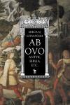 Ab ovo: Antyk, Biblia etc. - Mikołaj Szymański