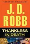 Thankless in Death - J.D. Robb