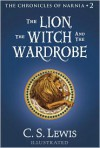The Lion, the Witch and the Wardrobe (Chronicles of Narnia #1) - C.S. Lewis, Pauline Baynes