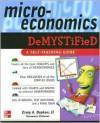 Microeconomics Demystified - Craig A. Depken II