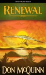 Renewal (The Moondark Saga Book 9) - Don McQuinn