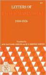 Letters of Rainer Maria Rilke, 1910-1926 - Rainer Maria Rilke, Jane Bannard Greene, M.D. Herter Norton