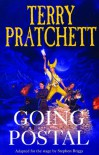 Going Postal (Discworld, #33) - Terry Pratchett, Stephen Briggs