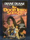 The Door into Sunset - Diane Duane