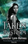 Taken by Storm (Raised by Wolves #3) - Jennifer Lynn Barnes