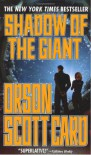 Shadow of the Giant (Shadow, #4) - Orson Scott Card