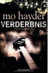 Verderbnis: Psychothriller - Mo Hayder
