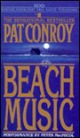 Beach Music (BDD Audio) - Pat Conroy