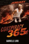 January (Conspiracy 365) - Gabrielle Lord