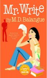 Mr. Write - M.D. Balangue