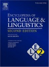 Encyclopedia of Language and Linguistics, 14-Volume Set: V1-14 - Keith Brown