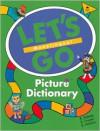 Let's Go Picture Dictionary: Monolingual - Ritsuko Nakata, Karen Frazier, Barbara Hoskins