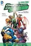 Green Lantern: New Guardians, Vol. 1: The Ring Bearer - Tony Bedard, Tyler Kirkman, Batt