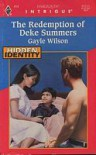 The Redemption of Deke Summers - Gayle Wilson