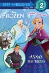 Anna's Best Friends (Disney Frozen) (Step into Reading) - Christy Webster