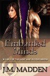 Embattled Minds (Lost and Found, #2) - J.M. Madden