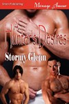 A Hunter's Desires (Tri Omega Mates, #6) - Stormy Glenn