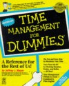 Time Management For Dummies - J.