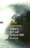 Schnee, der auf Zedern fällt - David Guterson, Christa Krüger