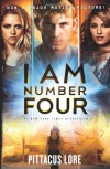 I Am Number Four Movie Tie-in Edition (Lorien Legacies) - Pittacus Lore