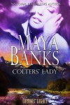 Colters' Lady (Colters' Legacy) - Maya Banks