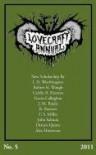 Lovecraft Annual No. 5 (2011) - S.T. Joshi