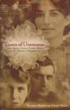 Lover of Unreason: Assia Wevill, Sylvia Plath's Rival and Ted Hughes' Doomed Love - Yehuda Koren, Eilat Negev