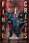 Final Crisis - Greg Cox