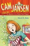 The Mystery of the Stolen Corn Popper - David A. Adler, Susanna Natti