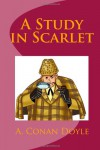 A Study in Scarlet - Tom Thomas,  Arthur Conan Doyle
