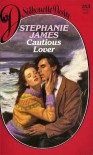 Cautious Lover (Silhouette Desire, No 253) - Stephanie James