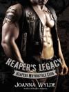 Reaper's Legacy - Joanna Wylde, Tatiana Sokolov, Todd Haberkorn