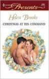 Christmas at His Command - Helen Brooks