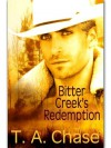 Bitter Creek's Redemption - T.A. Chase