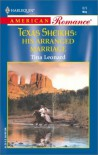 His Arranged Marriage (Texas Sheiks) - Tina Leonard