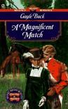 A Magnificent Match - Gayle Buck