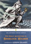 The Great Adventures of Sherlock Holmes - Joseph  Delaney,  Arthur Conan Doyle