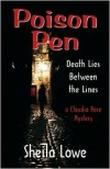 Poison Pen - Sheila Lowe
