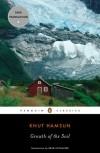 Growth of the Soil - Knut Hamsun, Sverre Lyngstad, Brad Leithauser