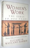 Women's Work: The First 20,000 Years : Women, Cloth, and Society in Early Times - Elizabeth Wayland Barber