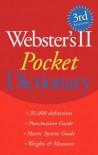Webster's II Pocket Dictionary - Merriam-Webster, Merriam-Webster