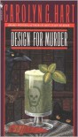 Design for Murder (Death on Demand Series #2) - Carolyn G. Hart
