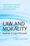 Law and Morality: Readings in Legal Philosophy - David Dyzenhaus