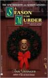 A Season for Murder - Ann Granger