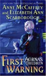 First Warning: Acorna's Children - Anne McCaffrey, Elizabeth Ann Scarborough