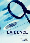 Evidence: Text & Materials - Gregory J. Durston
