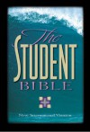 Holy Bible: NIV - Student Bible - Tim Stafford, Philip Yancey, Anonymous